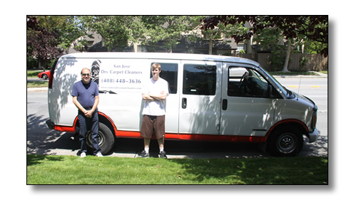 San Jose Dry Carpet Cleaners